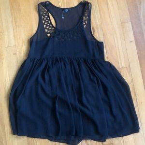 LF Black Dress